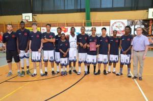 London United U16 in Poland July 2015