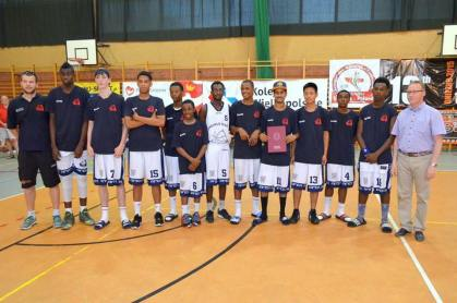 London United U16 in Poland July 2015