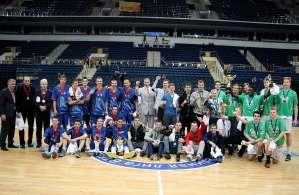 EYBL winners 2014