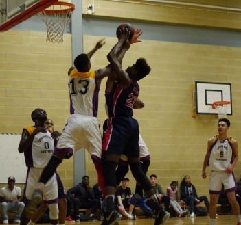 U18 London United Final Four Carl Campbell